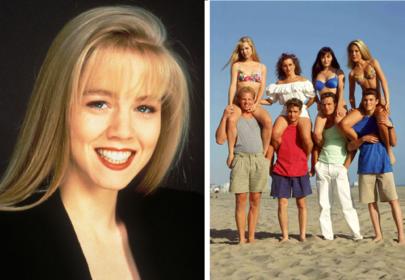"""Jak dziś wygląda Jennie Garth  z """"Beverly Hills 90210"""""""