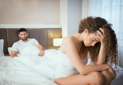 HSDD - brak ochoty na seks, sprawdź czy na nie nie cierpisz