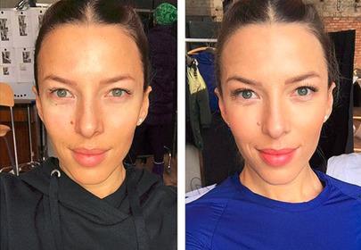 ewa chodakowska - selfie