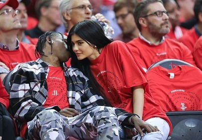 Kylie Jenner i Travis Scott