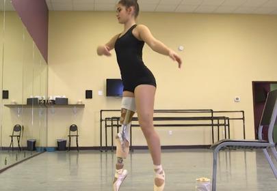 Gabi Shull - baletnica po nowotworze