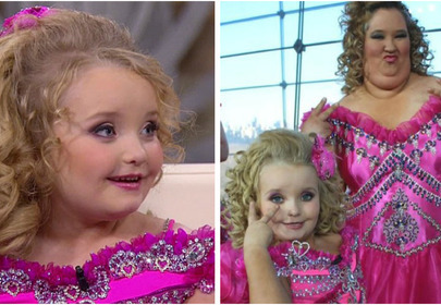 Honey Boo Boo i Mama June