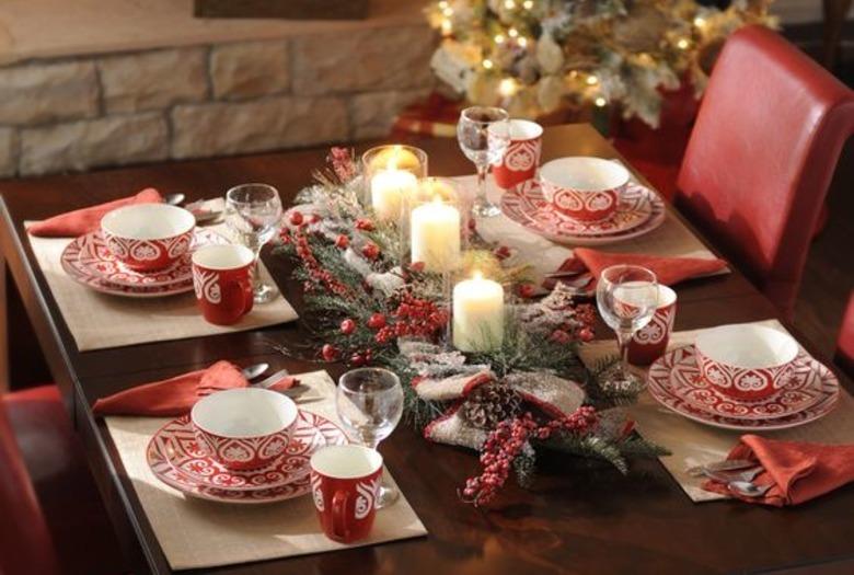 4b5e314be4f58b Jak udekorować świąteczny stół? Inspiracje z Pinteresta i Instagrama