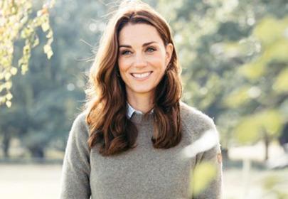 Kate Middleton złamała królewski protokół