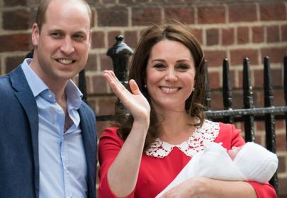 Księżna Kate po porodzie