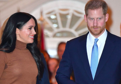 Księżna Meghan i książę Harry odchodzą z rodziny królewskiej