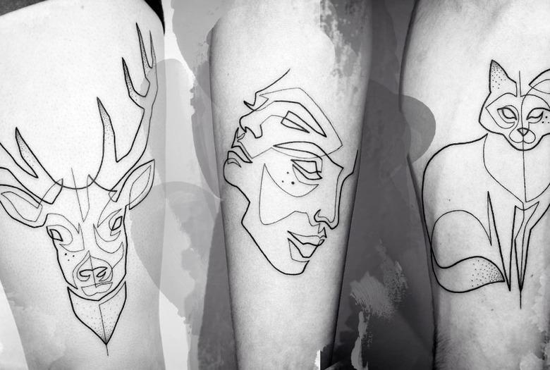 Przegląd Modnych Tatuaży Wizazpl