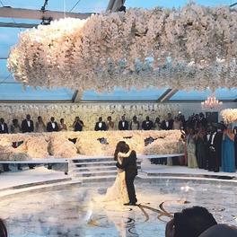 Najdroższe wesele na świecie