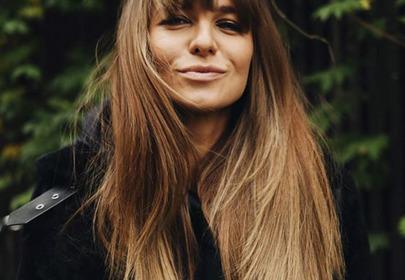 naturalne włosy lewandowskiej