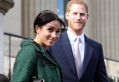 Meghan Markle książę Harry