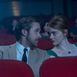 kadr z filmu La La Land