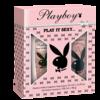 Zestaw kosmetyków Playboy Play It Sexy