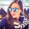 Aleksandra Kwaśniewska na swoim Instagramie chwali się dwoma owczarkami niemieckimi.