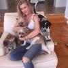 Joanna Krupa kocha wszystkie zwierzeta
