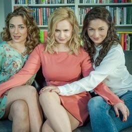 3 aktorki z serialu Dziewczyny 30