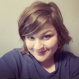 Selfie Dominiki Gwit
