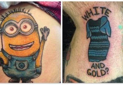 tatuaże modne w 2015 roku