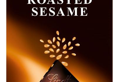 Lindt Excellence Roasted Sesame