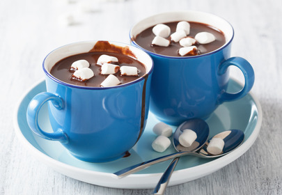 kakao w filiżance