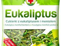 cukierki eukaliptusowe