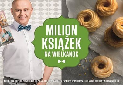 książka Cukiernia Lidla Paweł Małecki
