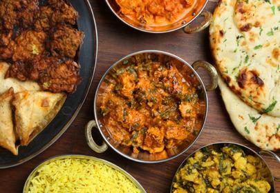 dania indyjskie