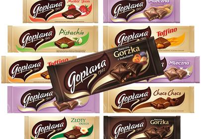 czekolady goplana