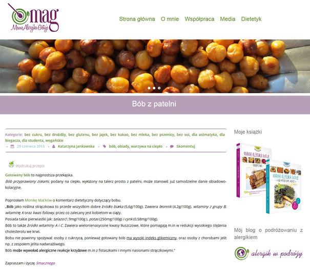 www.mamaalergikagotuje.pl