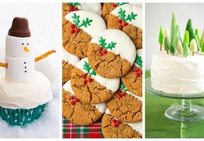 inspiracje słodkości świąteczne