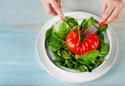 dieta sałatka