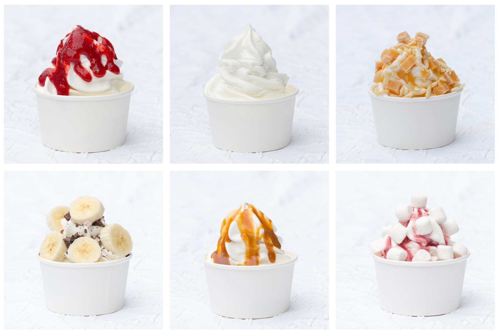 DIY: mrożony jogurt w orzeźwiających smakach