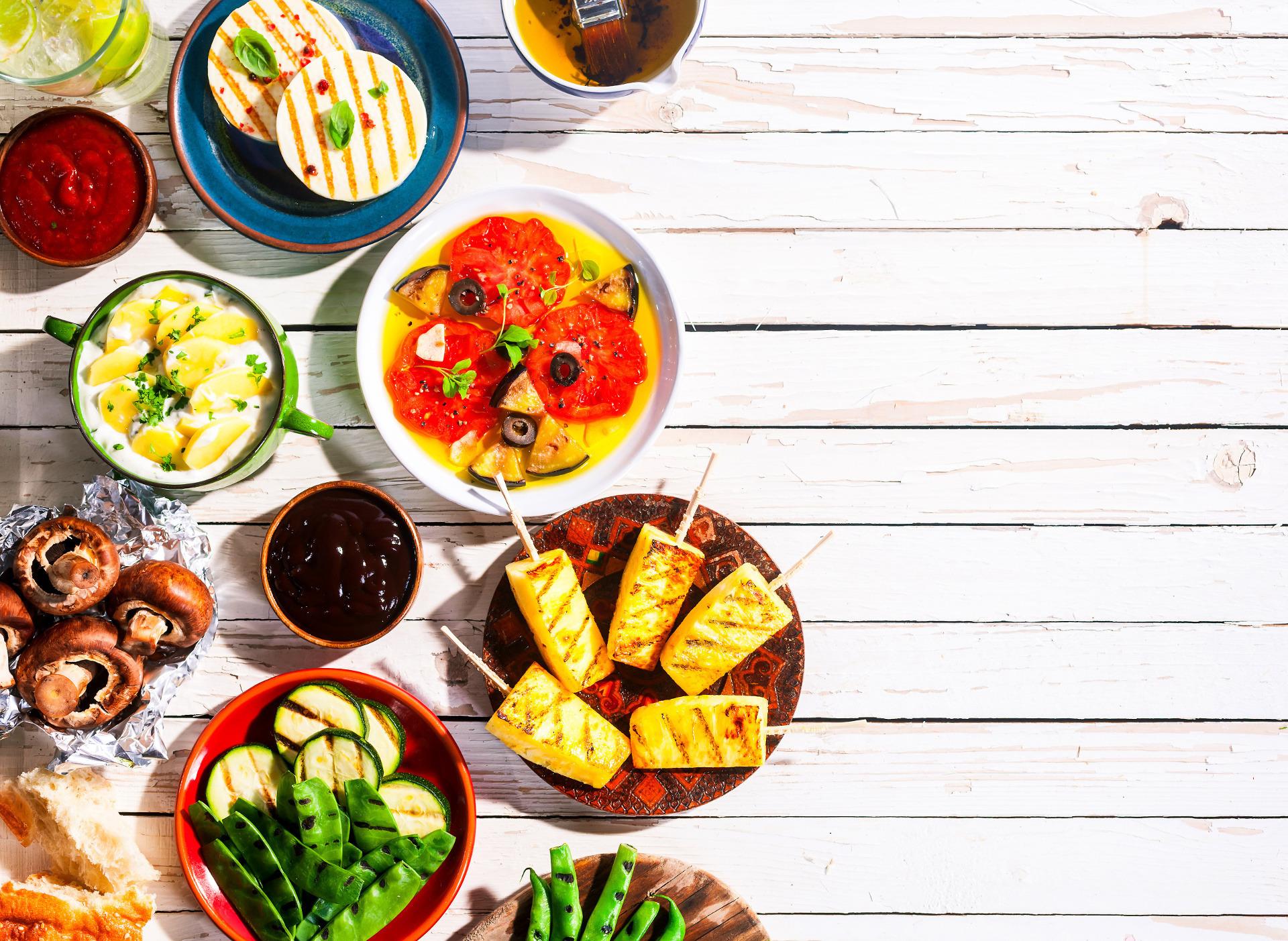 Pomysły na obiady w upalne dni