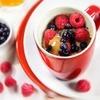 Łatwe Ciacho z malinami i jagodami