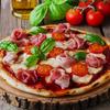 Pizza na cieście ziemniaczanym