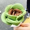 Róże z lodów - pomysł na letnią przekąskę