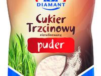 cukier puder trzcinowy diamant