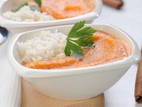 zupa pomarańczowa