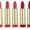 Alina Rose poleca: Max Factor, Colour Elixir Lipstick