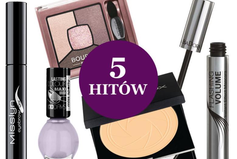 5 makijażowych hitów listopada