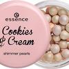 Rozświetlacz w kulkach Cookies&Cream essence (13,99zł)