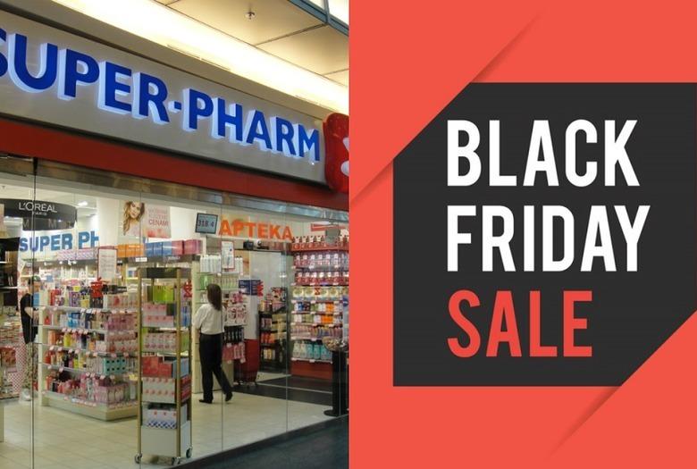 f69d9923920dd5 Takiej promocji Black Friday jeszcze nie było! Tylko dziś w Super-Pharm  kosmetyki taniej o 50 procent!