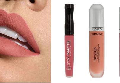 matowe szminki, matowy makijaz ust