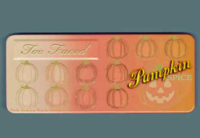 Too Faced pumpkin spice
