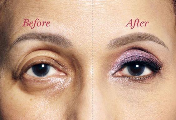 Jak Ukryć Makijażem Opadającą Powiekę Wizazpl