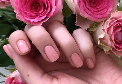 krótkie paznokcie najmodniejszy maniciure na wiosnę