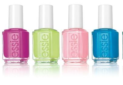 Kolekcja essie neon na lato 2015
