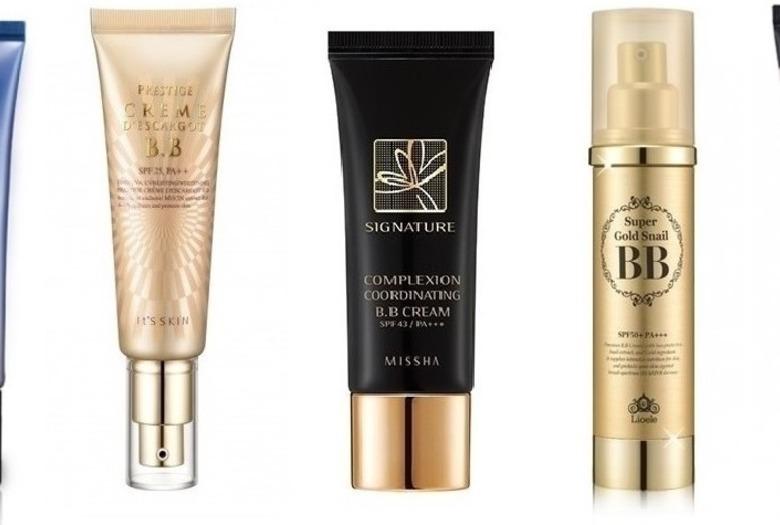 koreańskie kremy BB BRTC It's Skin Missha Lioele