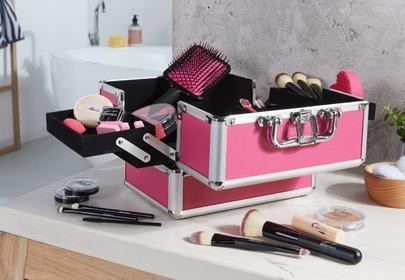 Kufer na kosmetyki