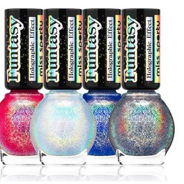 Lakiery Funtasy Holographic Miss Sporty