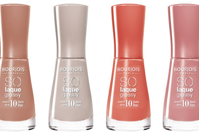 Lakiery So Laque Glossy Bourjois